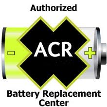 cambio batteria azienda certificata